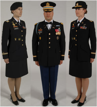 Army Class A Dress Uniform 7